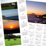 リンリンデザインオフィスカレンダー